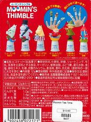 Moomin teatime box back
