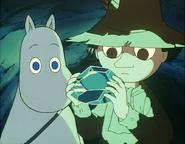 Snufkin & Moomintroll Found an Emerald
