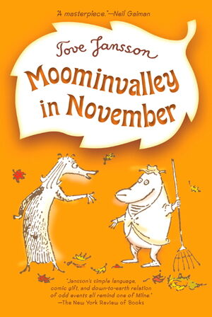 Moominvalley in november us fsg