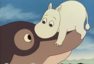 Moomintroll and Rappu