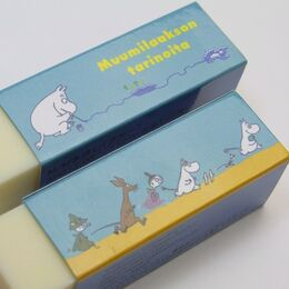 Moomin eraser 3