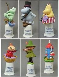 Moomin thimble set
