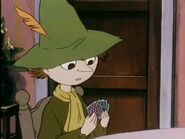 Snufkin Playing Cards