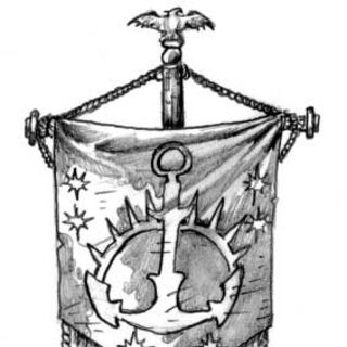 The Crest of Kul Tiras.