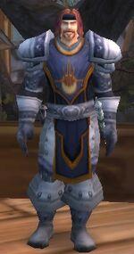 Aeliren Major Uniform