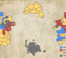 Conquest Map of Azeroth