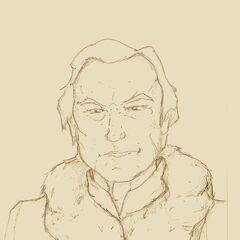 A portrait of Manstein.