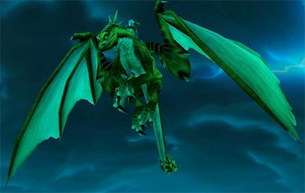 Ysondra on Dragon