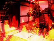 Tatsuki's House on Fire