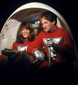 Mork and Mindy The Honeymoon Pam Dawber Robin Williams