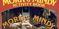 The Mork & Mindy Activity Book