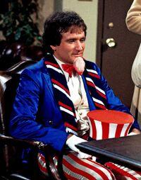 Little Orphan Morkie Robin Williams