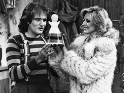 Mork's First Christmas Robin Williams Pam Morgan Fairchild