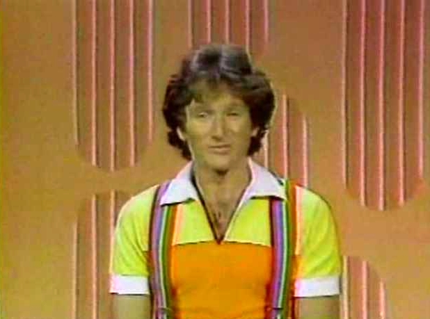 image laughin 1977 robin williams 01jpg mork and