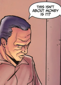 Issue 1 Hunter's dad