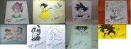 Akira Toriyama Autographs