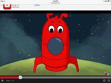 Morphle as a rocket