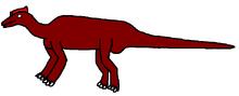 My pet maiasaura
