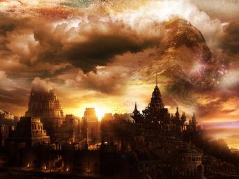 Fantasy city by desigz-d3lerup