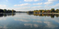 London/Hyde Park/The Serpentine