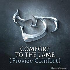 Conforto para o Aleijado (Fornecer Conforto)