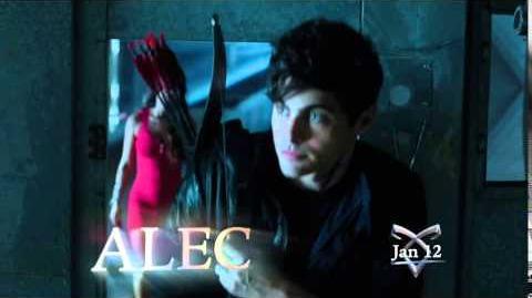 Shadowhunters Characters Alec