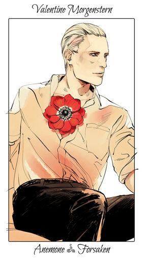 CJ Flowers, Valentine