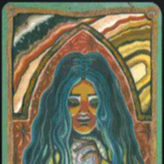 II, The High Priestess