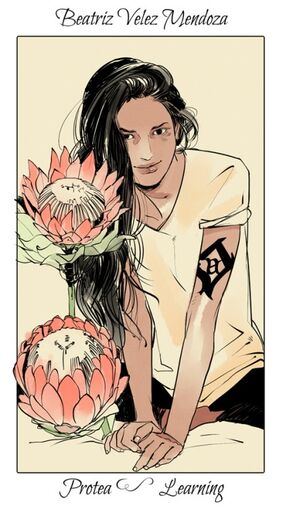 CJ Flowers, Beatriz