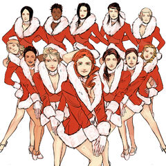 December - Girls