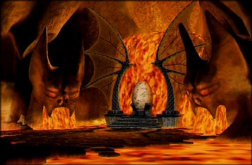 Lava Shrine Mortal Kombat Wikia Fandom Powered By Wikia