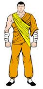 Monk Tavius