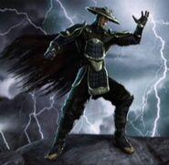 The Dark Raiden