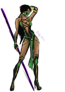 Jade mortal kombat by thebatfamilymember-d6j01am