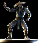 Mortal kombat raiden by yare yare dong-d8lbe78