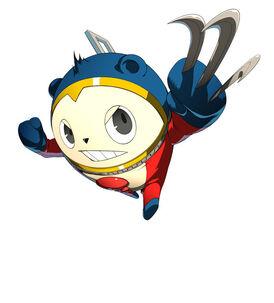 Persona 4 ultimate Teddie