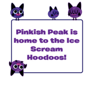 Pinkish Peak Daily Growl