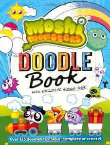 Moshi Doodle Book