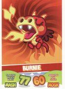 Burnie Card 1