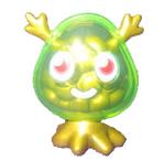 Snozzle Wobbleson figure gold