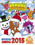 Official Annual 2015 cover