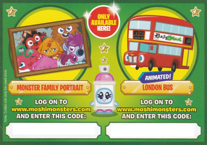 Issue 39 Code Card Back