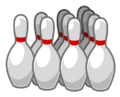 Bowling Ball Pins