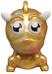 Snookums figure gold