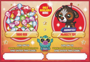 Issue 36 Code Card Back