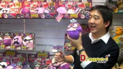 06 - Moshi Monster Series - Dragon-i Toys