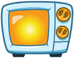 DING! Microwave