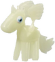 Angel figure ghost white