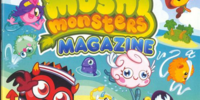 Moshi Monsters Magazine: Issue 58