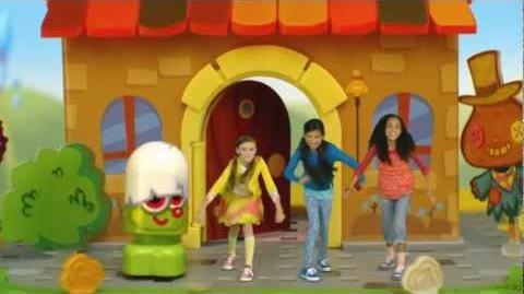Bobble Bots Moshi Monsters 30 Commercial